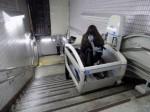 Iriya train station wheelchair lift