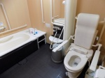 Royal Oak hotel bathrooma