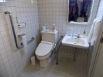 vessel hotel toilet